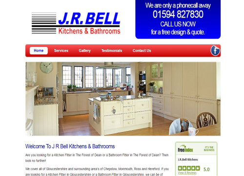 j r bell kitchens and bathrooms