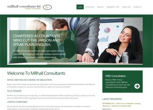 millhall consultants ltd
