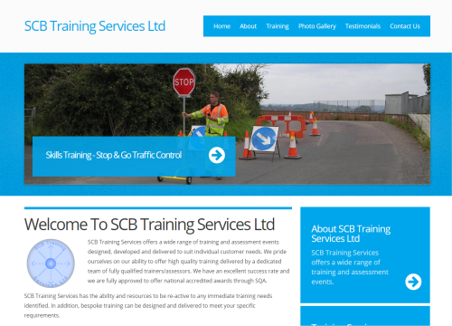 scb training services