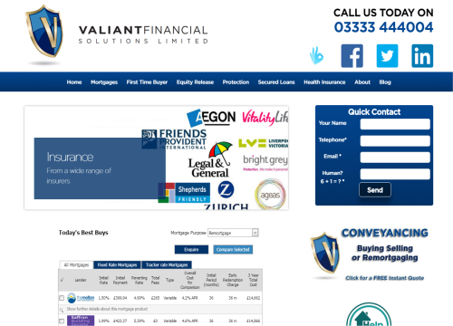 Valiant Financial Solutions